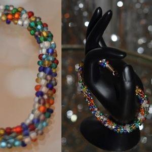Jewelry - Multi Color Beaded Bracelet
